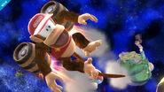 Diddy Kong SSB4 Profil 3