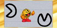 Félicitations Pac-Man 3DS All-Star