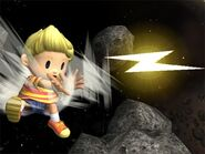 Lucas attaques Brawl 5