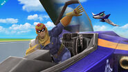 Captain Falcon SSB4 Profil 4