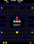 Pac-Man Pac-Maze