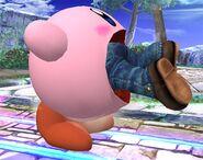 Kirby attaques Brawl 1