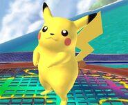 Pikachu Profil Brawl 1