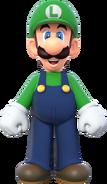 Luigi New Super Mario Bros U Deluxe