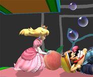 Peach Smash final Brawl 5
