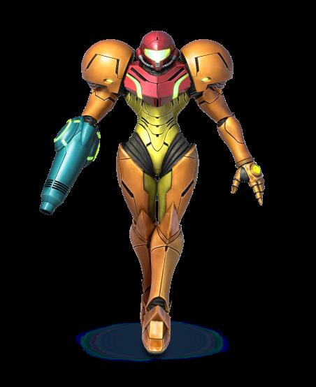 Samus (3DS / Wii U)