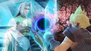 Félicitations Séphiroth Ultimate
