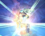 Samus sans armure Smash final Brawl 6