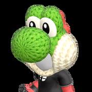 Chapeau Yoshi de laine Ultimate.png
