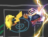 Pikachu attaques Brawl 7