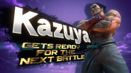 Splash Art Kazuya Ultimate