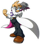 Artwork Dr.Wily MM8