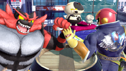 Défis Ultimate Smash Captain Falcon
