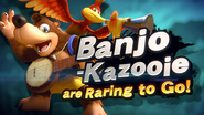 Splash art Banjo-Kazooie Ultimate