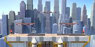 Hôtel de ville de New Donk City CB Ultimate