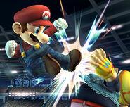 Mario Profil Brawl 4