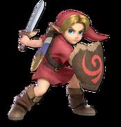 Art Link enfant rouge Ultimate