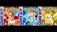 Pokémon Red Blue Theme