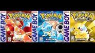 Pokémon Red Blue Theme-2