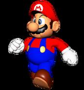 Mario de N64 Render002766