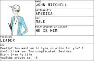 Team sv33 license john mitchell