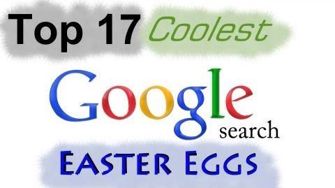 Cpend7/Google Eastereggs