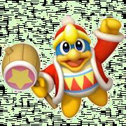 250px-King Dedede (Kirby's Return to Dream Land)