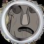 So is it a rock, or is it a face?