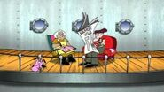 Courage the Cowardly Dog - Eustace Is Not Getting Out of This Chair