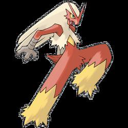 The Flaming Pokemon
