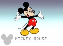 """""""Hey everybody! It's me, Mickey Mouse!"""""""