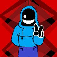 HoodedMan Channel Icon