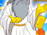 God (The Simpsons Game)