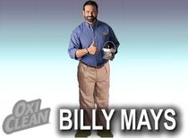 """""""Hi! I'm Billy Mays here for Smash Bros Lawl, and to get everyone a Oxy Clean."""""""