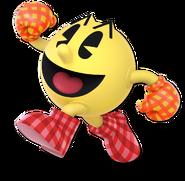 Pac-Man Plaid