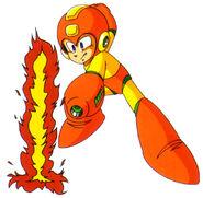 Mega Flame