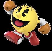 Pac-Man White