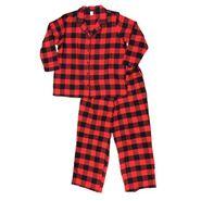 Ness Plaid Pajamas