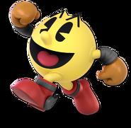 Pac-Man Black