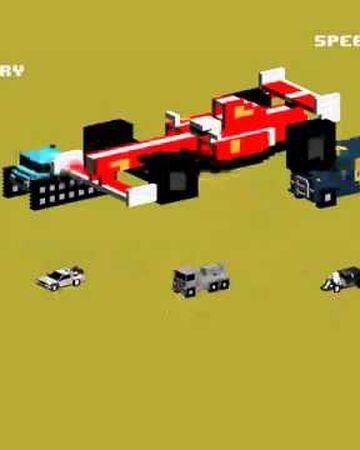 Smashy Road Legendary Cars