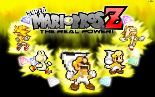 Super Mario Bros. Z Wiki Français