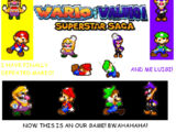 Wario & Waluigi: Superstar Saga