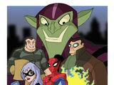 Spectacular Spiderman Evolution