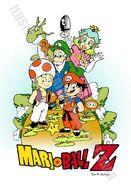 MARIO BALL Z