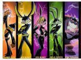 Loonatics Unleashed: Return of The Avengers