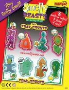 Smelly beasts (nasty&nice-smells)