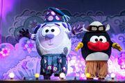 КРОШ и Смешарики: Новый робот Пина! смотреть онлайн видео от 4screens - лучшие детские шоу в хорошем качестве.