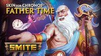 SMITE - New Skin for Chronos - Father Time