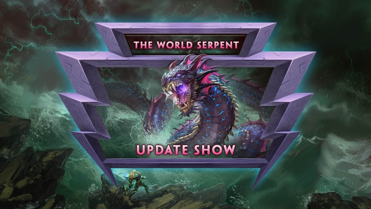 Patch The World Serpent