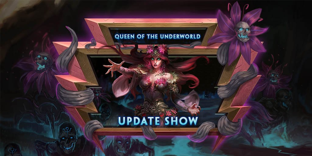 Patch Queen of the Underworld